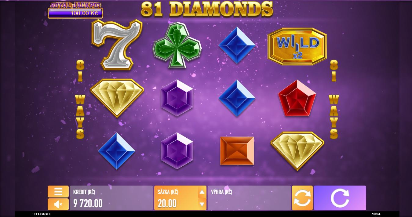 Obrázek - Diamanty ve třech variantách