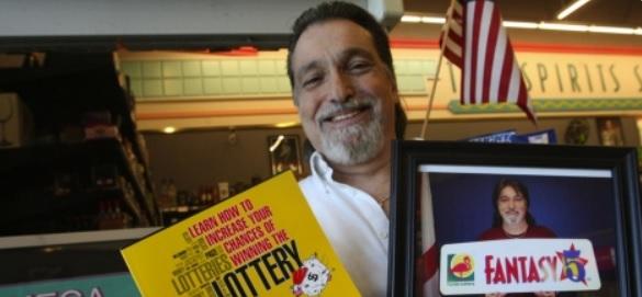 Sedminásobný vítěz loterie radí....