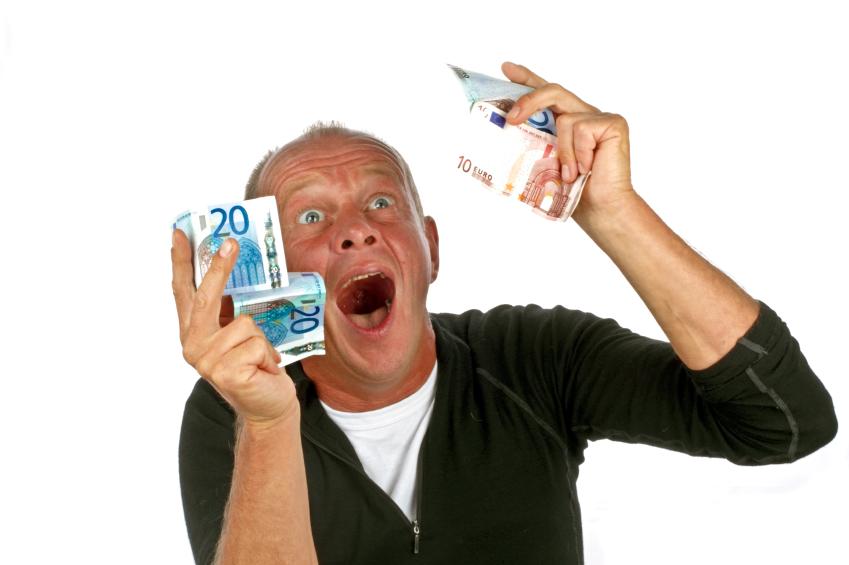 Výhra v loterii je vstupenkou do důchodu