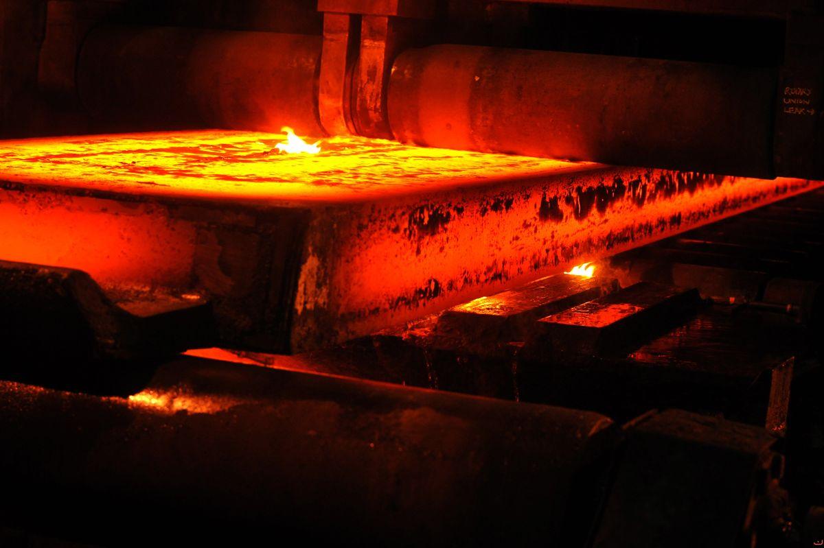 Nejšťastnější ocelárny v Anglii