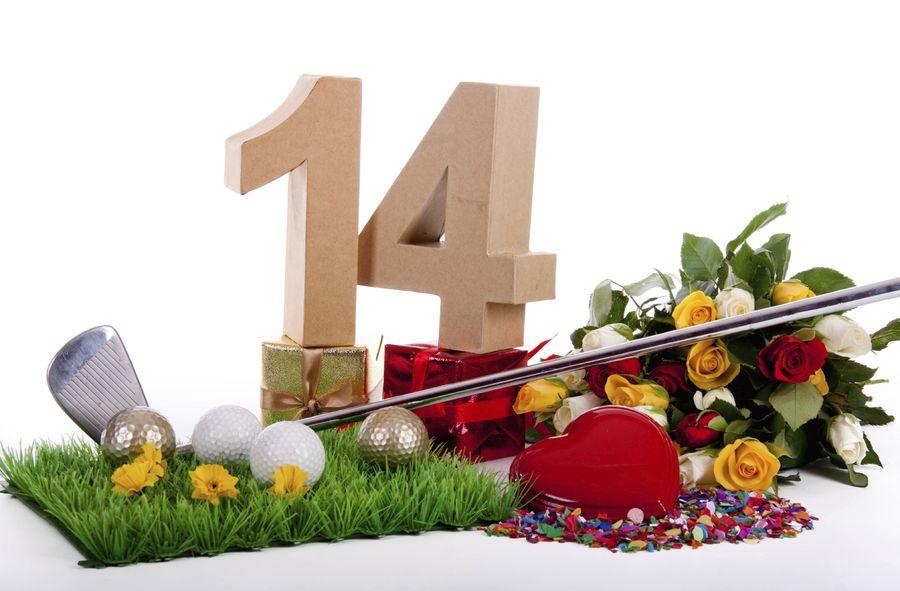 Čtrnáctka je podle Bible Davidovým číslem.
