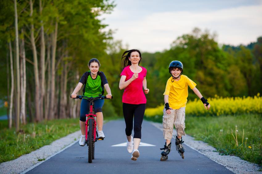 Téma měsíce: Děti a sport