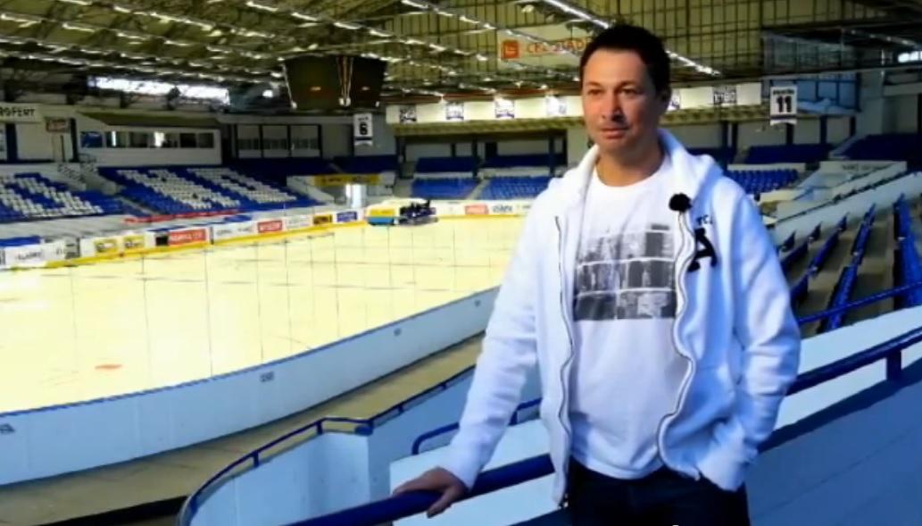 VIDEO: Legendární František Kaberle ml.
