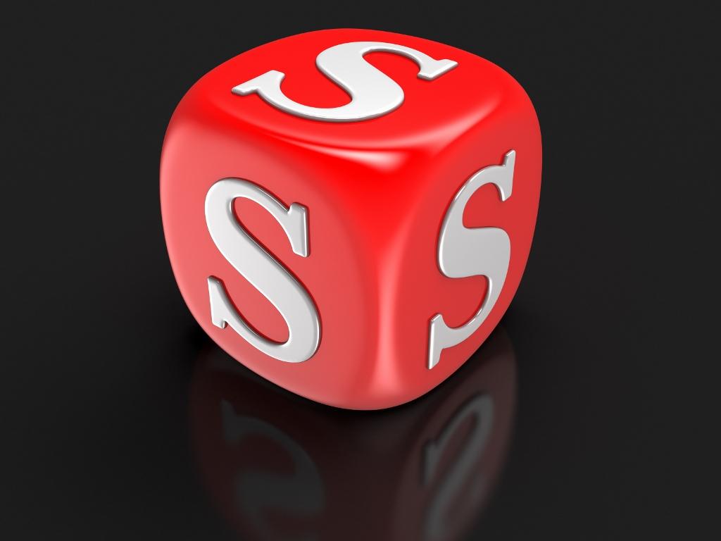 Zkusíte sázet podle písmen? Co takhle S?