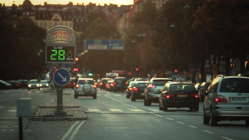 VIDEO: Švédsko odměňuje řidiče