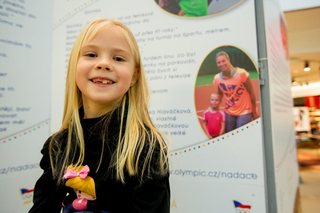 Česká olympijská nadace oslavila 3 roky