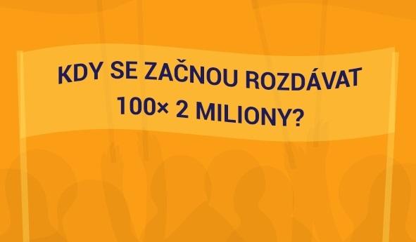 Stokrát dva miliony