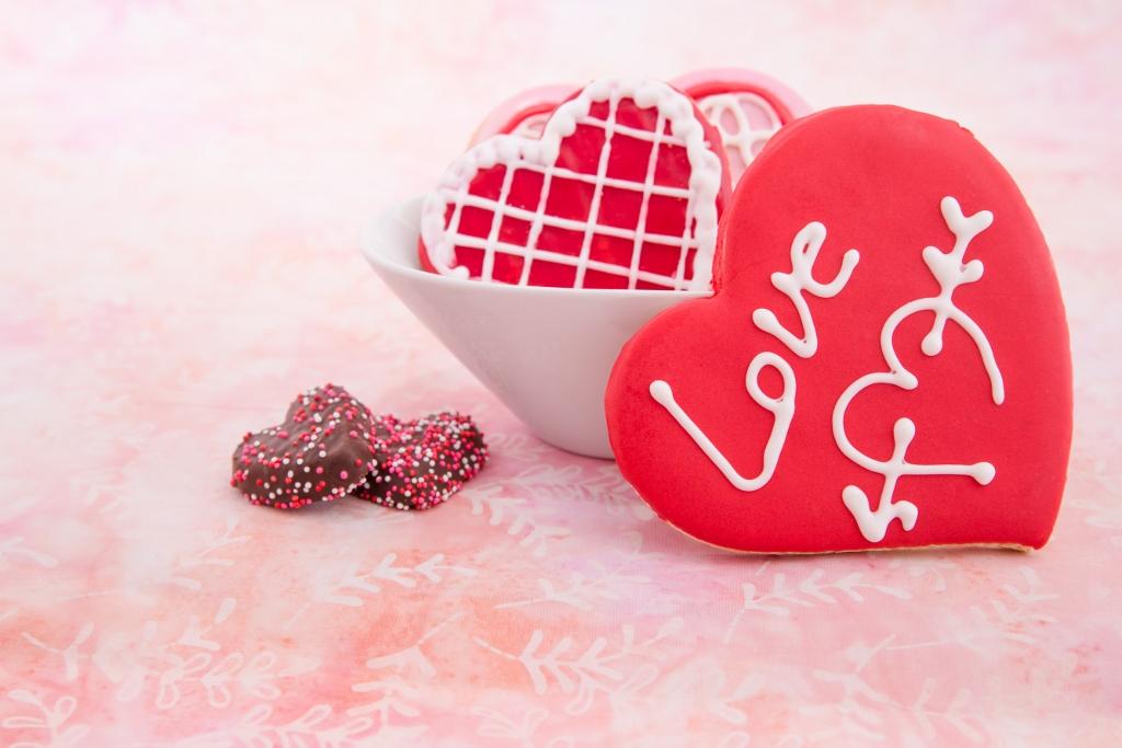 Valentýnská Růžoláda