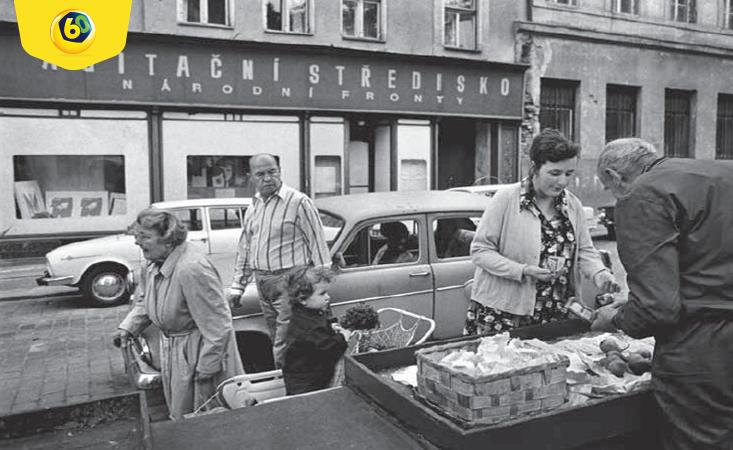 Sazka retro: zvonáče a normalizační sedmdesátky