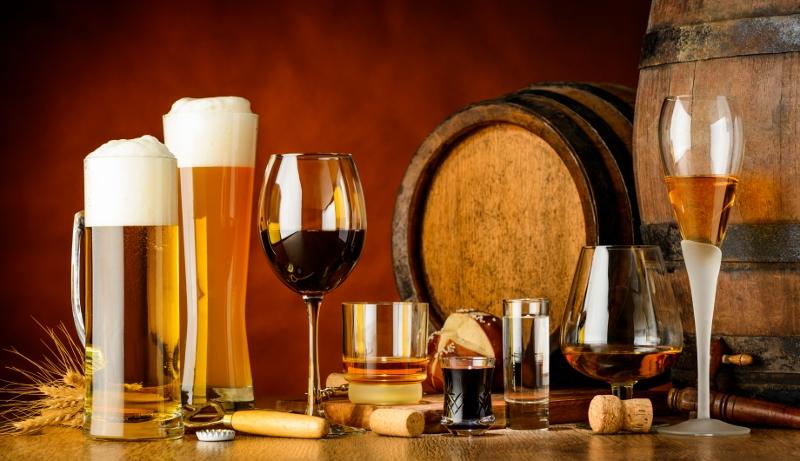 Tři piva nebo tři vína?