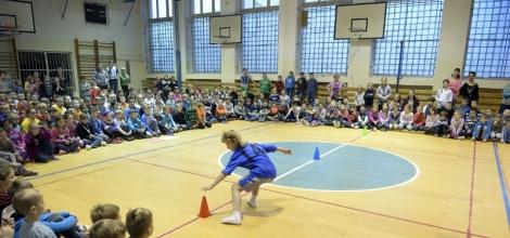 Děti s postižením sport rozvíjí