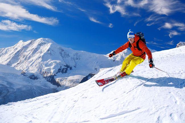 Top 3 aplikace pro lyžaře a prknaře