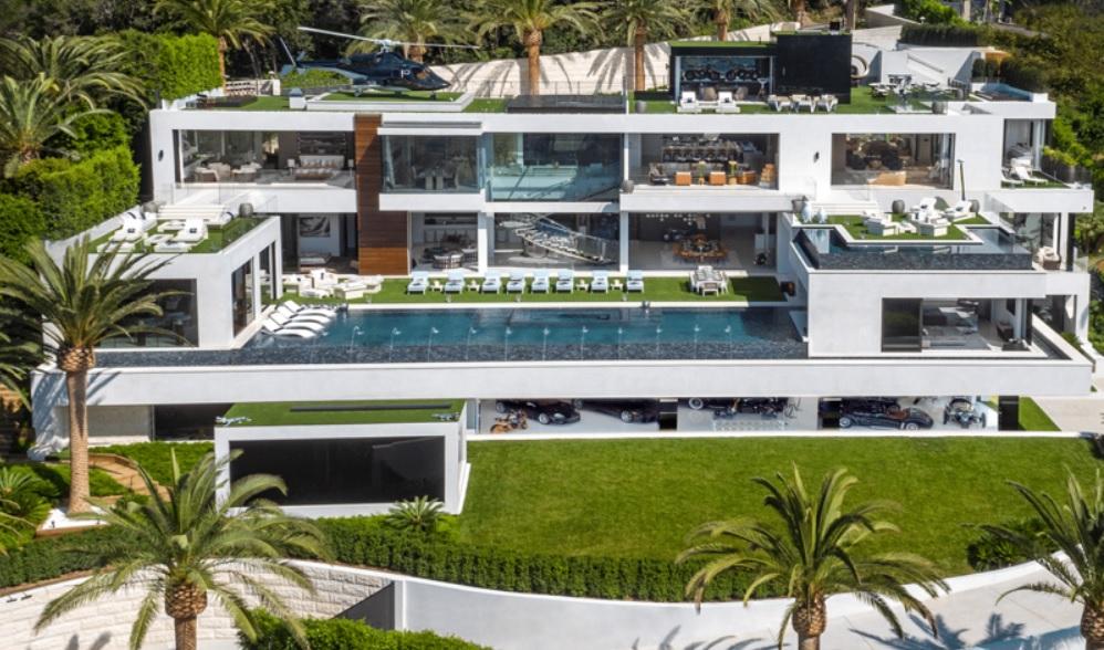 Kolik stojí nejdražší dům v Americe? Napovíme, že na cenovce je devět nul