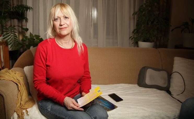 SAZKA reportér: paní Ilona moc dobře ví, že kdo nehraje, nevyhraje