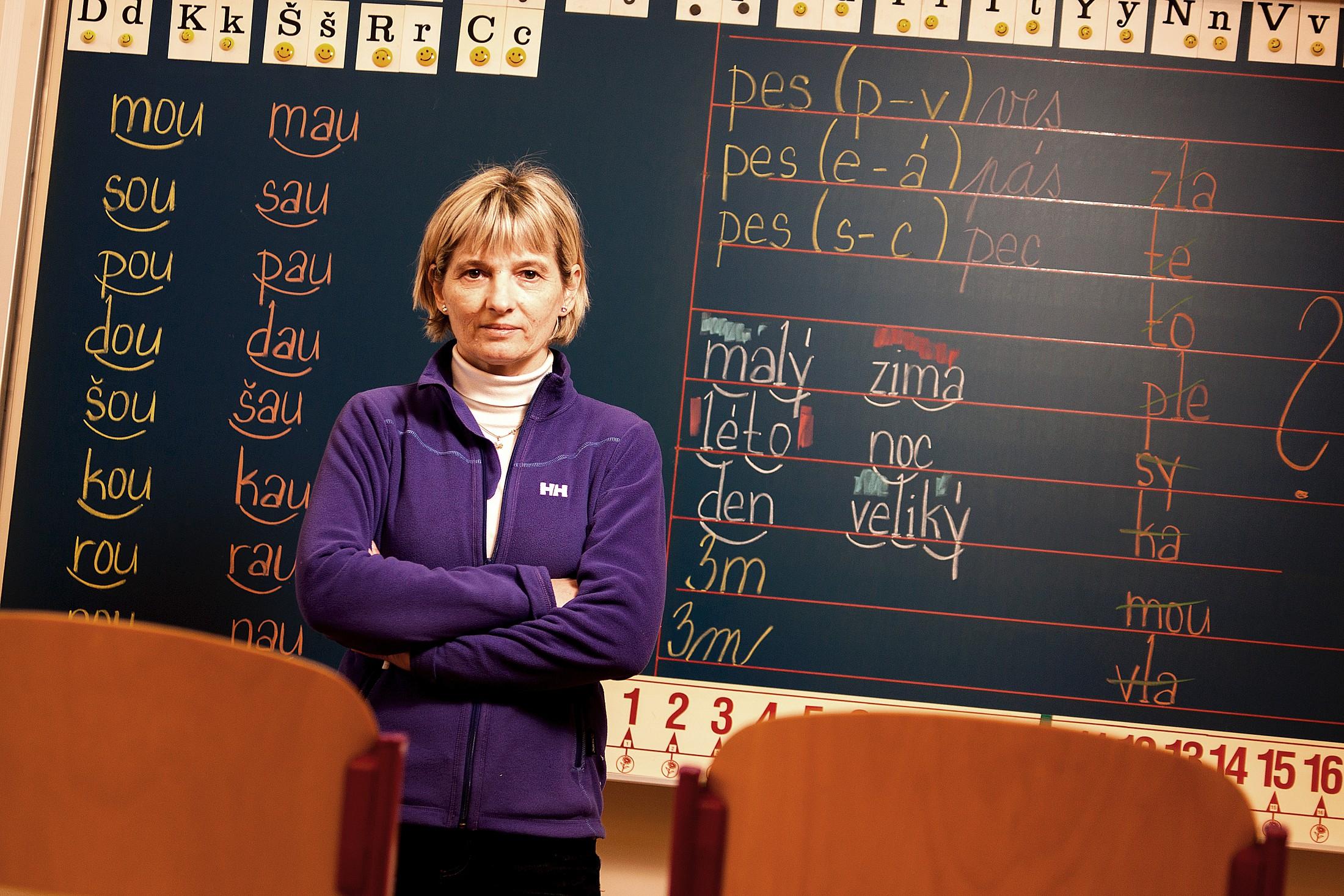SAZKA reportér: učitelka Zdenka by školu nevyměnila ani za výhru v Eurojackpotu