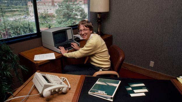 Co by Bill Gates poradil svému mladšímu Já
