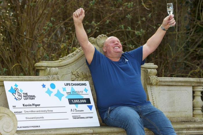 Manažer baru vyhrál milion