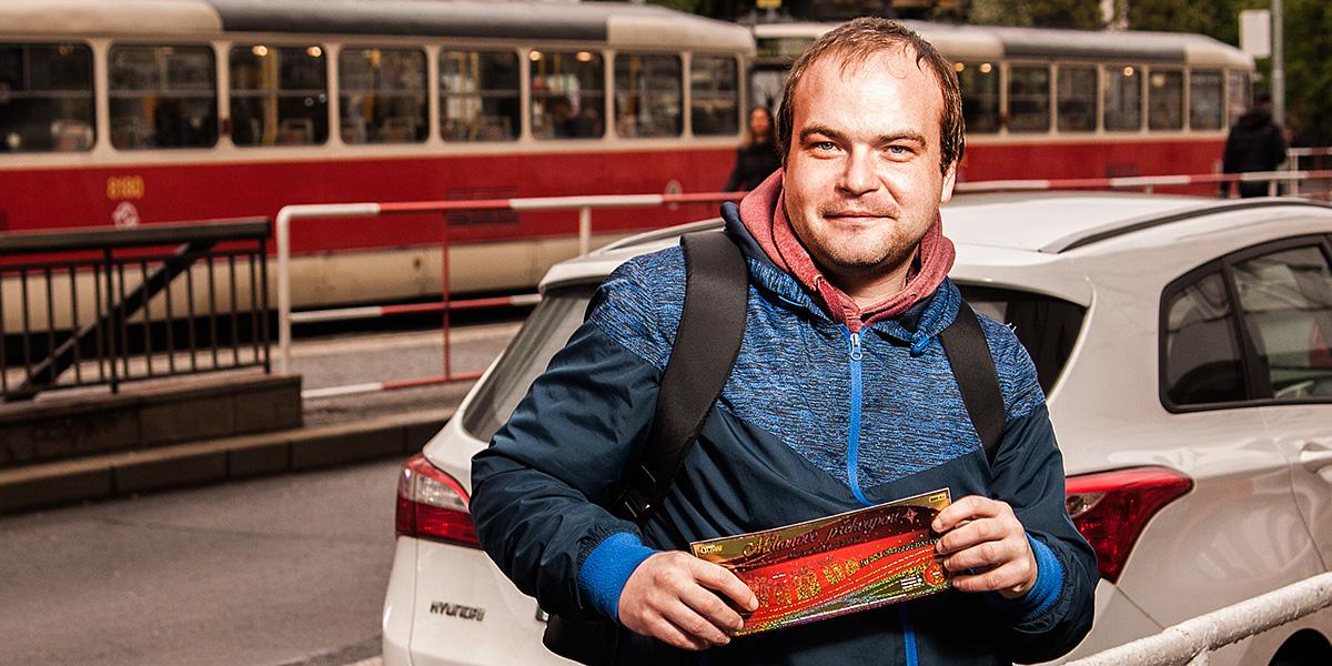 SAZKA reportér: kouzelník Otakar by výhru investoval do magie