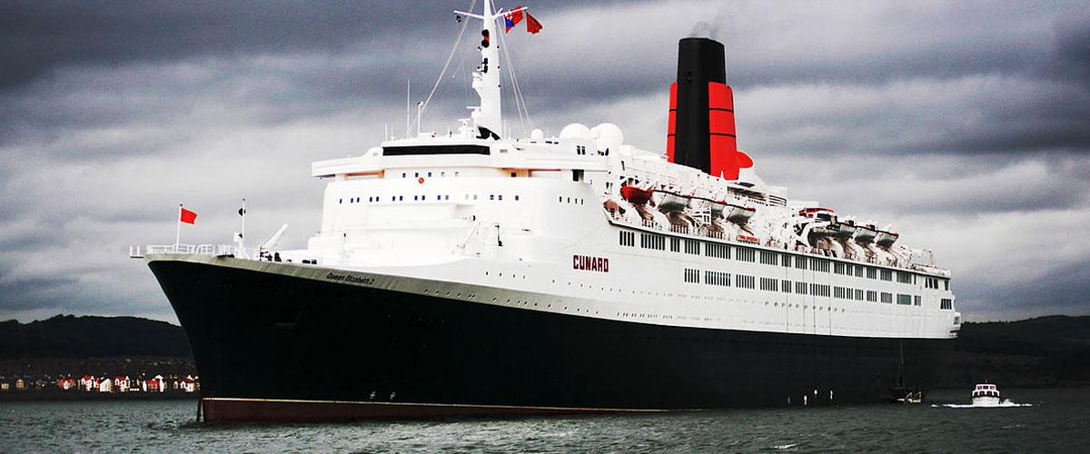 Před 50 lety vyplula Queen Elizabeth 2, tehdy nejluxusnější loď světa