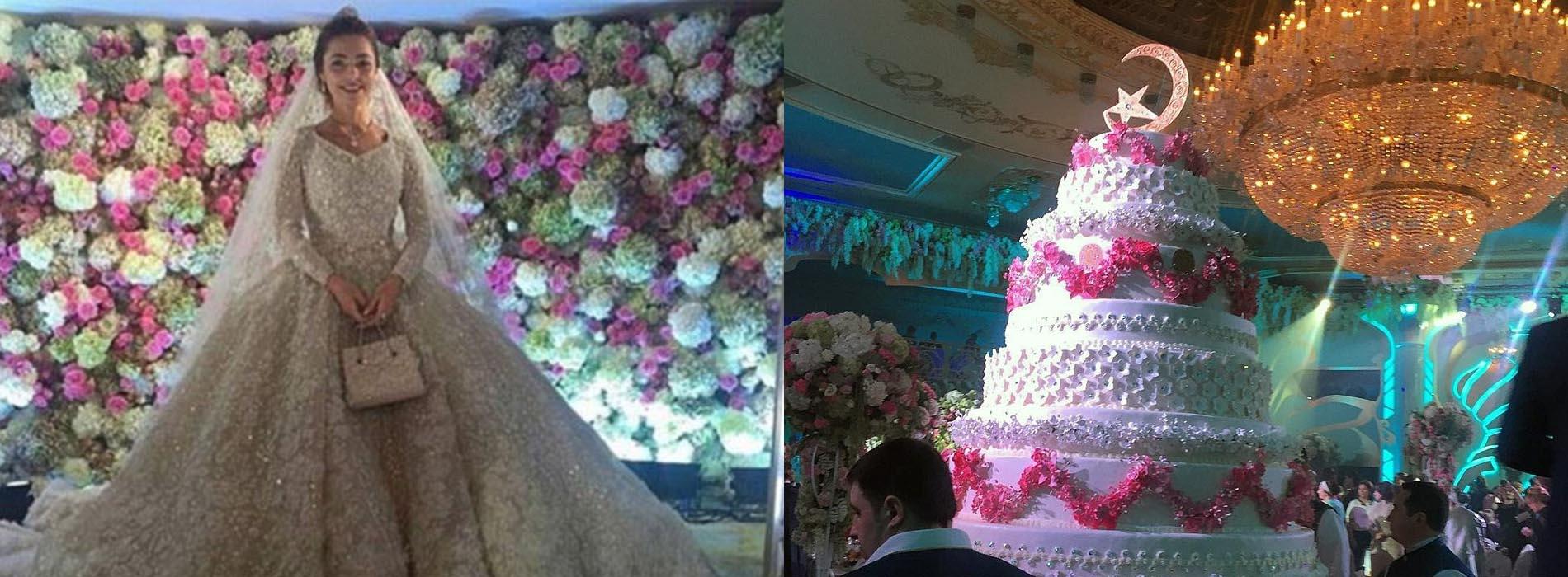 Diana ani korunní princ Abu Dhabi na ně nemají, tahle svatba stála 24 miliard!