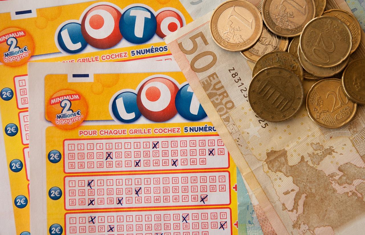 Loterie nebo los jako suvenýr z dovolené