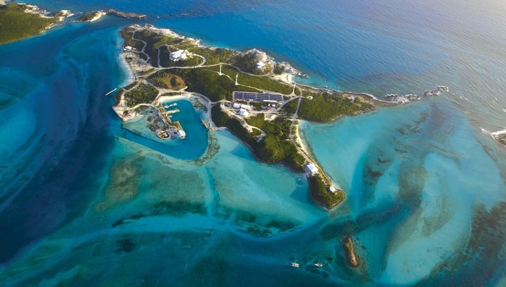 Ostrovy, které vlastní celebrity, můžete mít i vy
