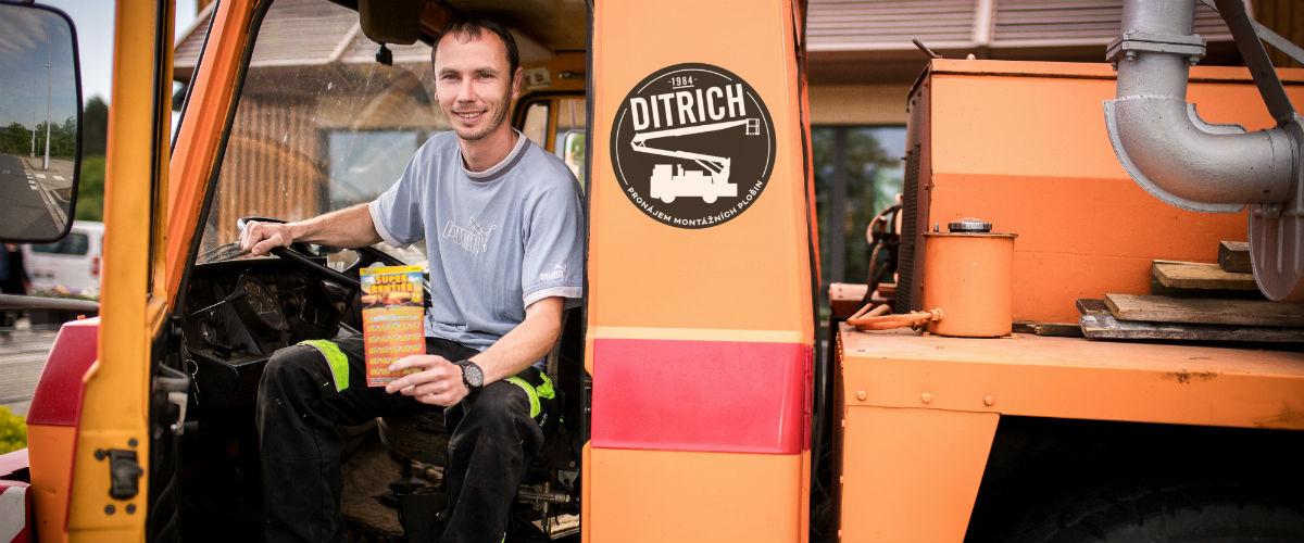 SAZKA reportér: Rodině pana Ditricha přinesl stírací los krásnou dovolenou