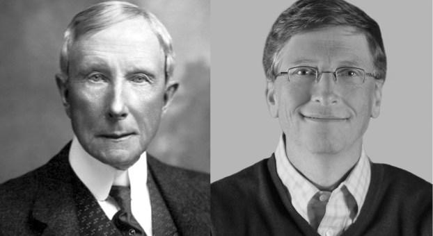 Kvíz - kdo je bohatší: Gates nebo Rockeffeler?