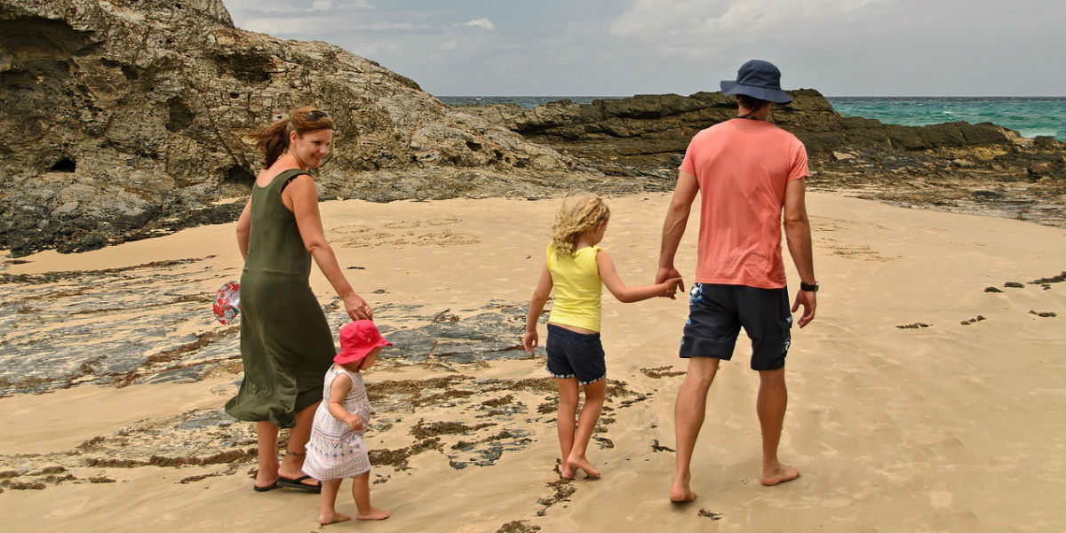 Šťastných 10 zařídí hezkou dovolenou pro celou rodinu