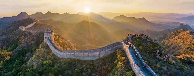 Velká čínská zeď vznikla i díky loterii
