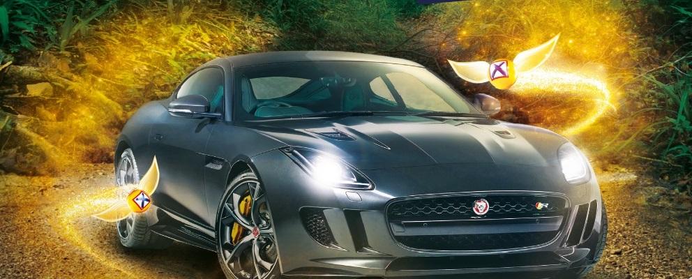 V lovecké sezóně Sportky můžete vyhrát Jaguar