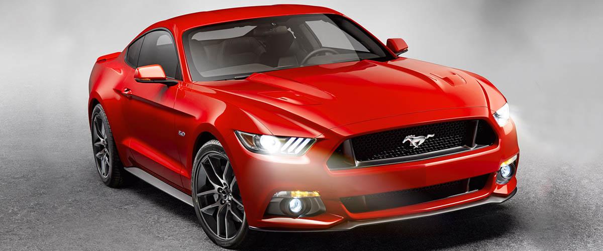 5 důvodů, proč ulovit Mustanga. Vsaďte na mimořádku Sportky