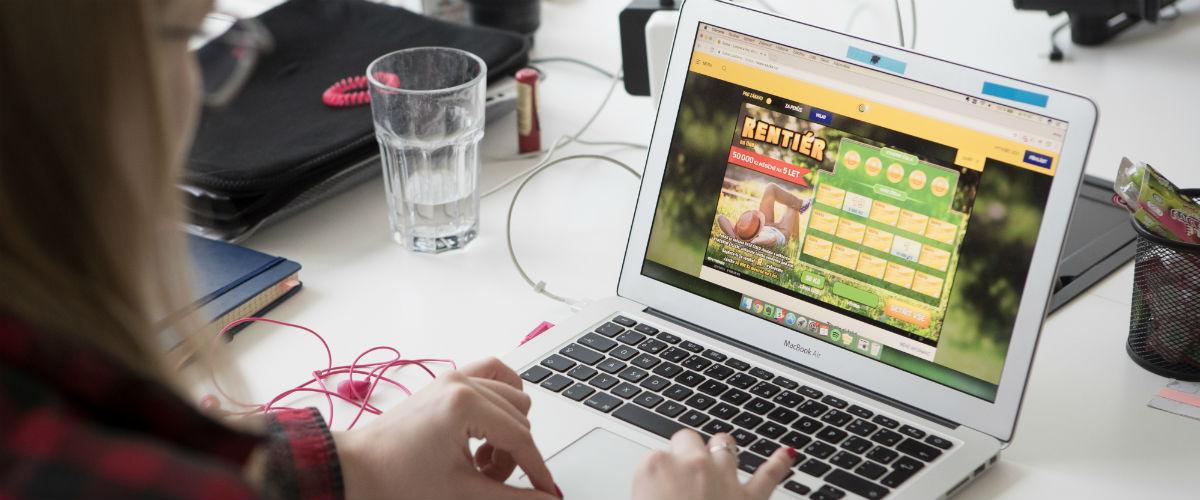 Setřete si svůj oblíbený los online a vyhrajte až 6 milionů korun