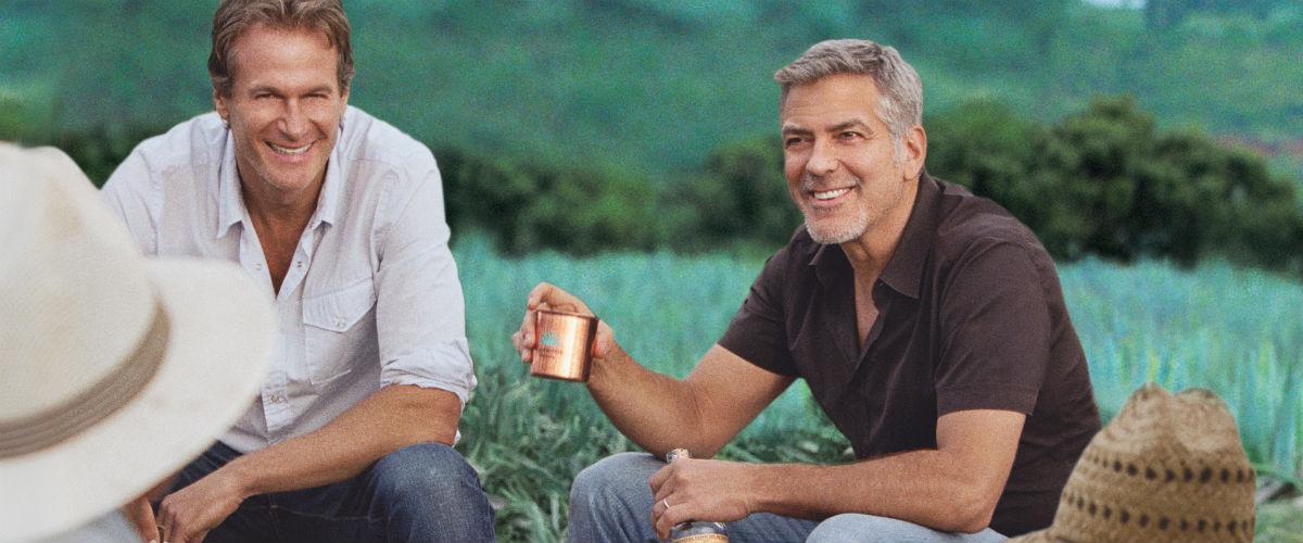Investice slavných: Clooney a jeho miliardová tequila