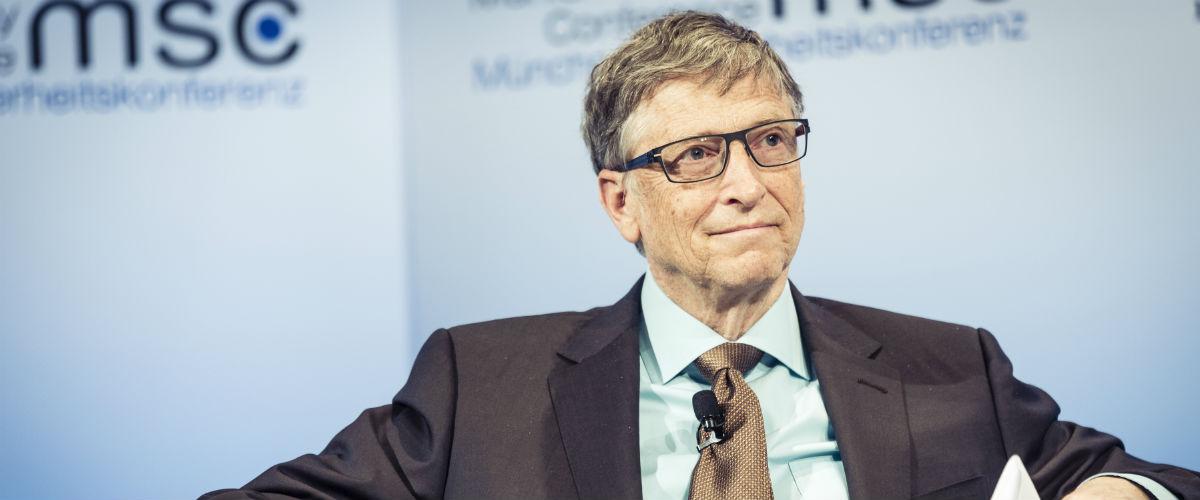 Bill Gates radí, jak vydělat miliardy