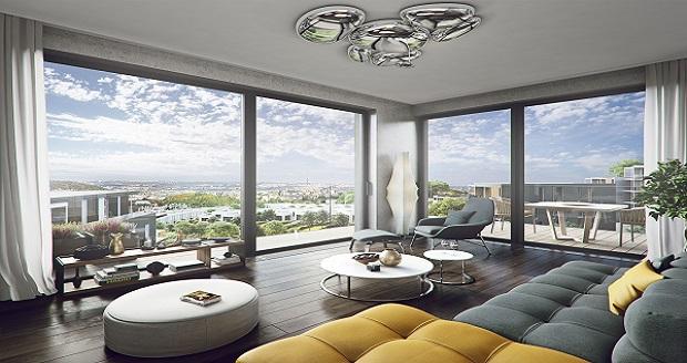 Zahrajte si v Eurojackpotu o luxusní byt za 13 milionů