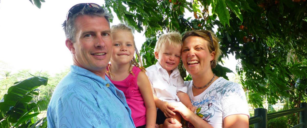 Sportka splní sen mladé rodiny o dovolené v USA