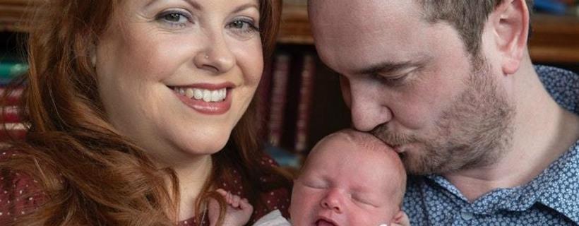 Nejdřív vyhráli v loterii, 3 dny nato se jim narodila dcera