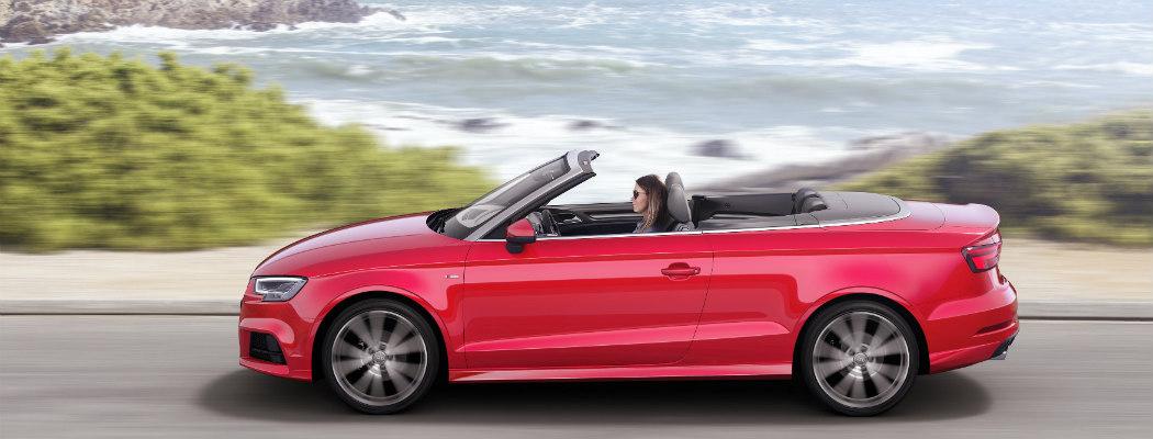 Vyhrajte s Letní láskou Sportky milionový Audi A3 Kabrio