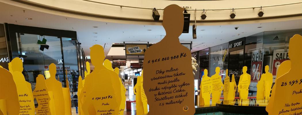 Přijďte se na výstavu inspirovat sny českých loterních milionářů a vyhrajte