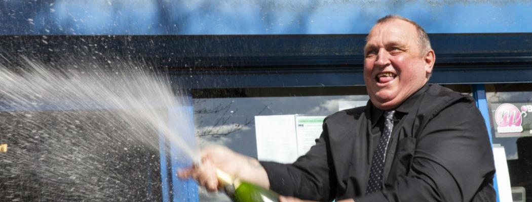 Vášnivý rybář ulovil 28 milionů korun
