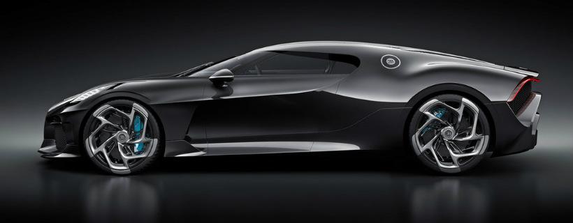 Nejdražší auto planety je tu. Nové Bugatti stojí půl miliardy