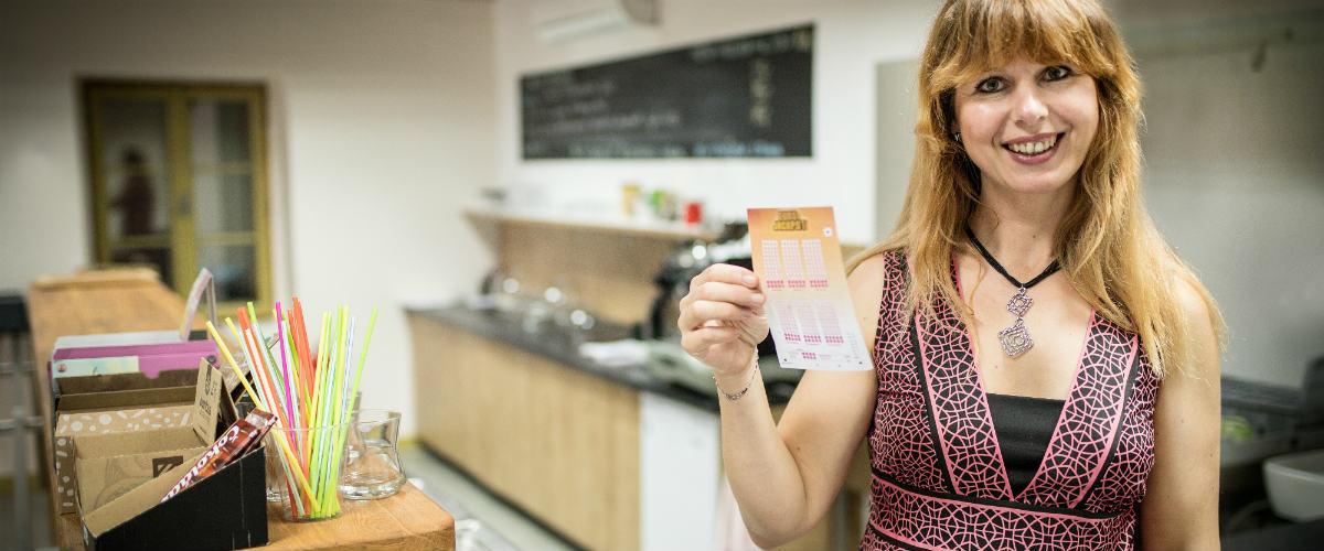 SAZKA reportér: Veronika Horká by výhru rozpustila na dovolené u moře