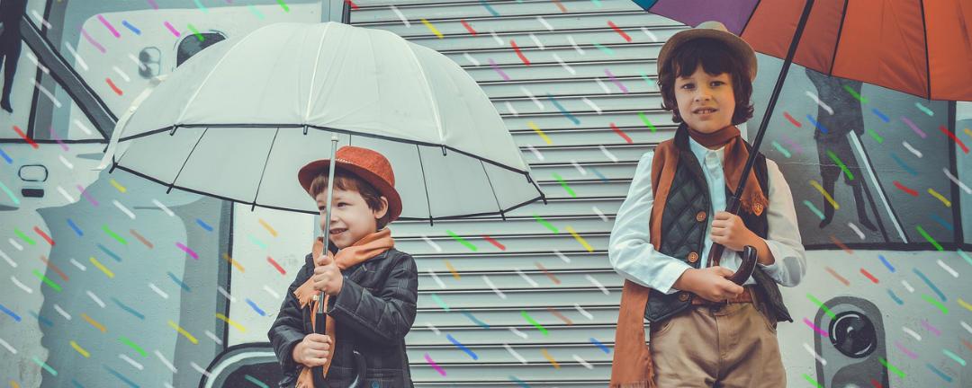 Přestaňte moknout: 4 aplikace, díky kterým zkrotíte počasí