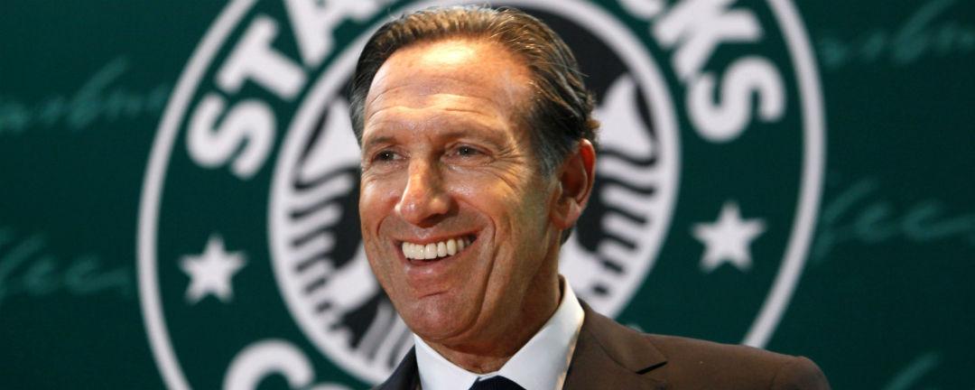 Příběh Starbucks: Jak chudý chlapec založil firmu s obratem 146 miliard