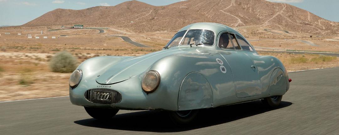 Zpackaná aukce: jak se (ne)prodalo nejdražší Porsche všech dob