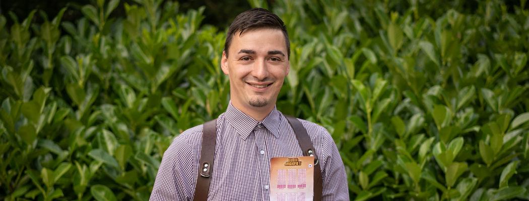SAZKA reportér: Za výhru z Eurojackpotu si fotograf Michal udělá dva roky prázdnin