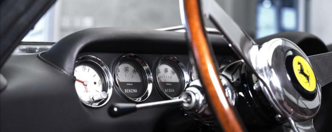 V ČR je na prodej luxusní Ferrari. Může být vaše za 77 milionů