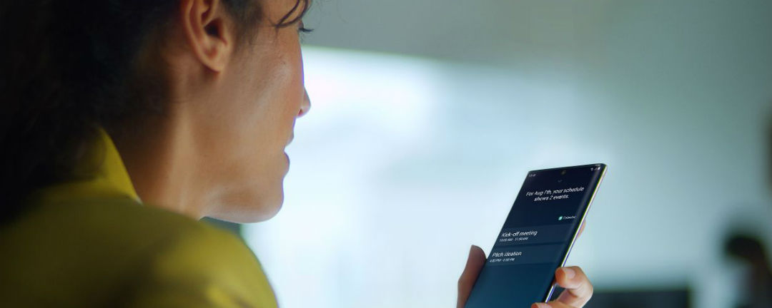 Nový Note, ohebné telefony i superchytrá pračka. 4 technologické vychytávky skoro jako ze sci-fi