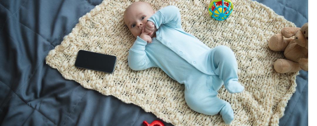Aby miminko spalo celou noc. 3 aplikace pro začínající rodiče